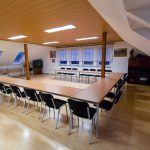 Schulungs- und Versammlungsraum